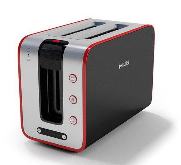 Horizontal Toaster 3D Model