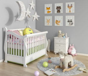 Kids Room Beds and Toys 10 Free 3D Models
