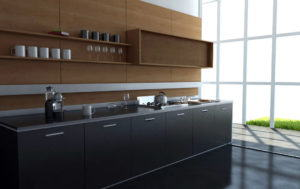 Kitchen Free 3D Interior Scene