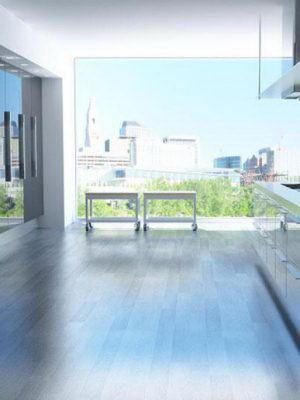 Kitchen Design interior Scene for Cinema 4D