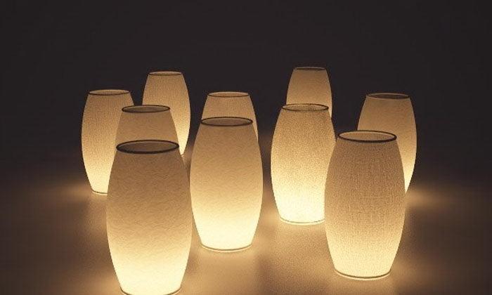 Lamp Shader Materials for Cinema 4D