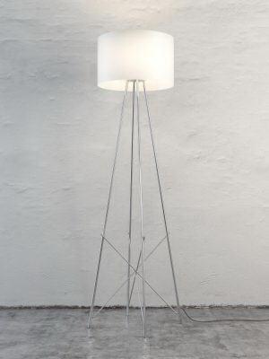 Lampshade Floor Lamp 3D Model