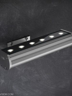 Led Wall Lamp 3D Model