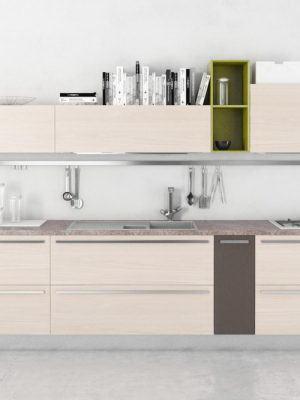 Light Colors Kitchen Design