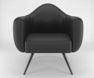 Lounge Chair 3D Model