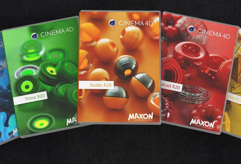 Why Maxon Cinema 4D ?