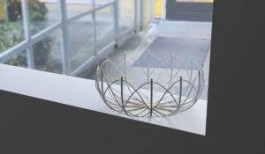 Metal Fruit Basket Free 3D Model