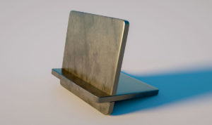 Metal Phone Stand 3D Model