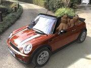 Mini Cooper Cabriolet 3D Model