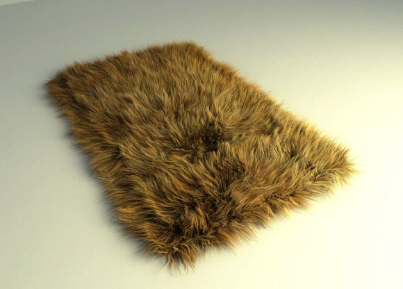 Modern Carpet Free 3D Model