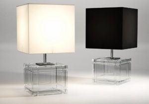 Modern Design Table Lamp 3D Model