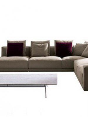 Modular Corner Sofa 3D Model