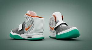 Nike Basketball Blazer 3D Model