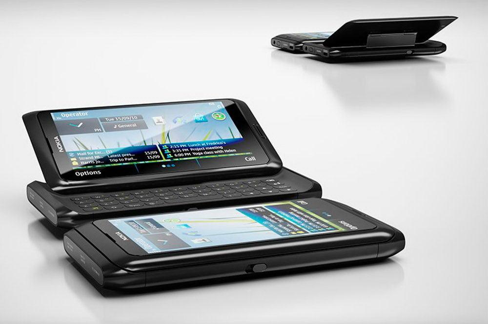 Nokia Smartphone 3D Model