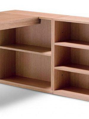 Oak Cabinet 3D Model