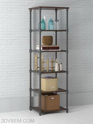 Office Furniture 3D Model Pack 19