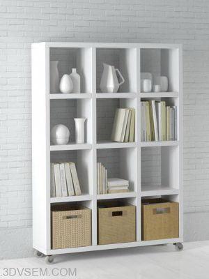 Office Furniture 3D Model Pack 22