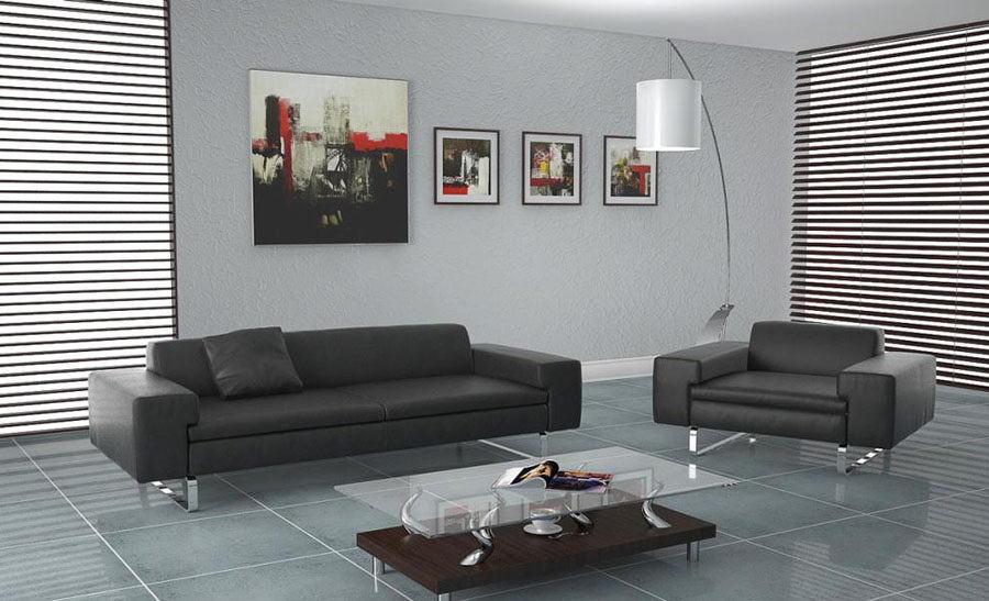 Office Interior Scene For Cinema 4D