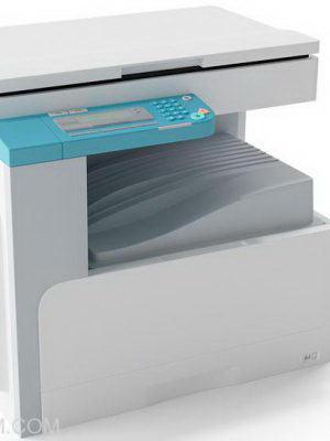 Office Pinter and Scanner 3D Model