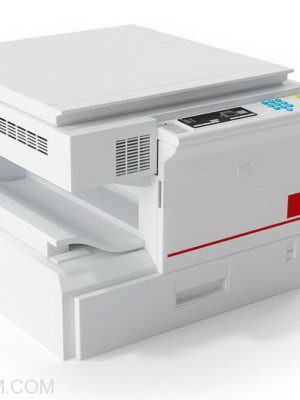 Office Printer 3D Model