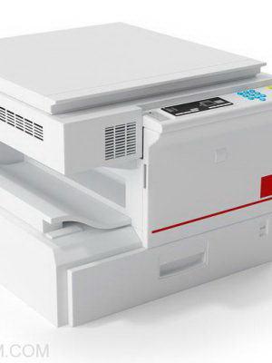 Office Printer 3D Model