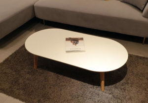 One-Legend Table 3D Model