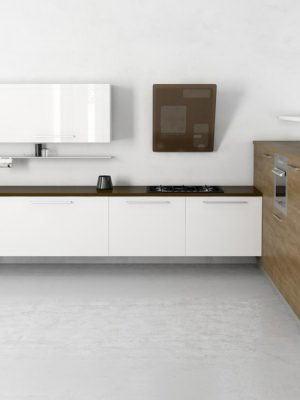 Open Shelves Kitchen Design