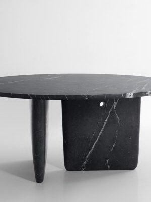 Ornamental Stone Table 3D Model