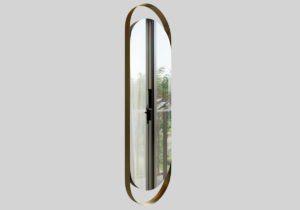 PBR Wall Mirror 3D Model