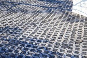 Parking Grid PBR Textures 3D Model