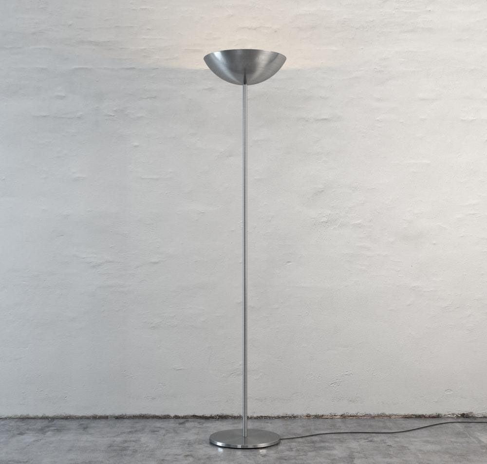 Plate Top Floor Lamp 3D Model