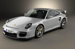 Porsche 911 GT2 Free 3D Model