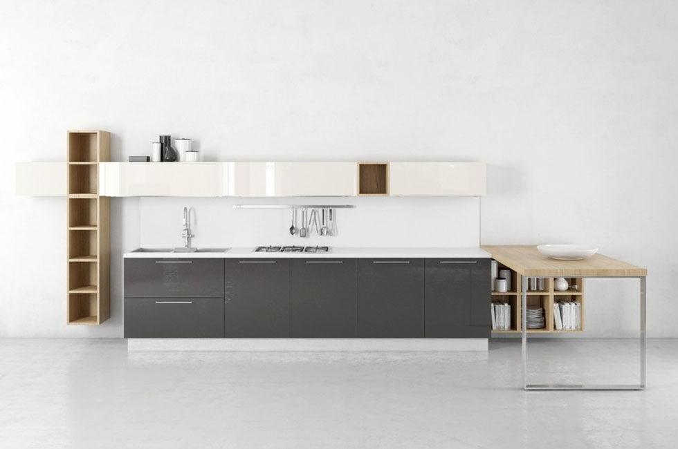 Professional Kitchen Desgin 3D Model