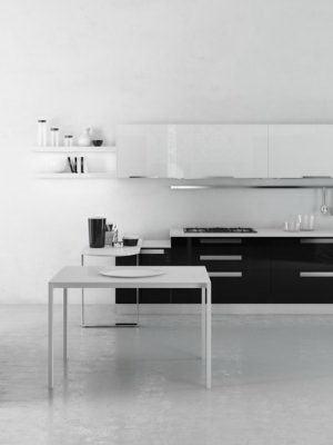 Professional Modern Kitchen Design 3D Model