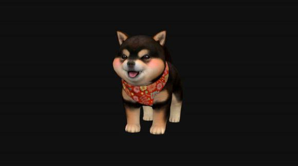 Puppy Dog Free 3D Model