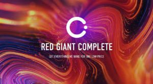 Red Giant Complete for Cinema 4D