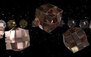 Reflectance Metal 3D Materials