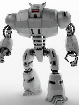Robot Transformer 3D Model