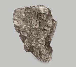 Rock Free 3D Model