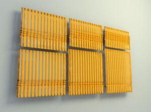 Roman Curtain Free 3D Model