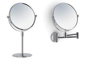 Round Bathroom Mirror 3D Model