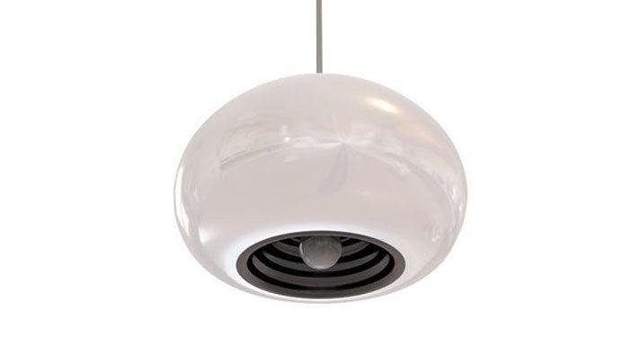 Round Ceiling Light 3D Model