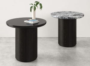 Round Lounge Table Free 3D model