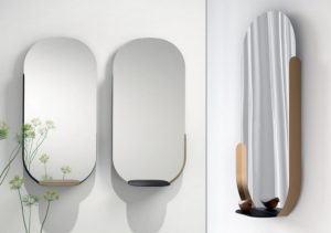 Round Mirror Free 3D Model