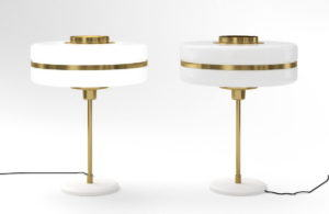 Round Table Lamp 3D Model