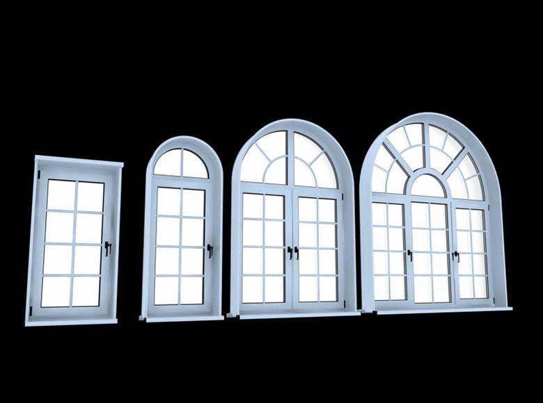 Round Window Free 3d Model Free C4d Models