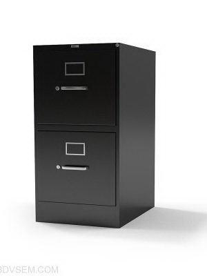 Safe Cabinet 3D Model