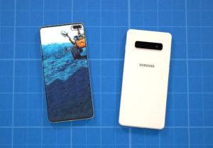 Samsung Galaxy S10 Plus 3D Model