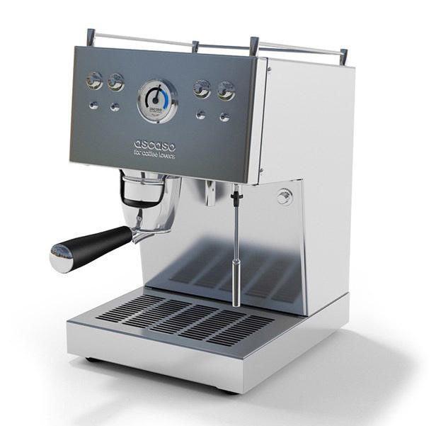Semi-Professional Coffee Maker 3d Model