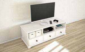 Sideboard TV Stand 3D model